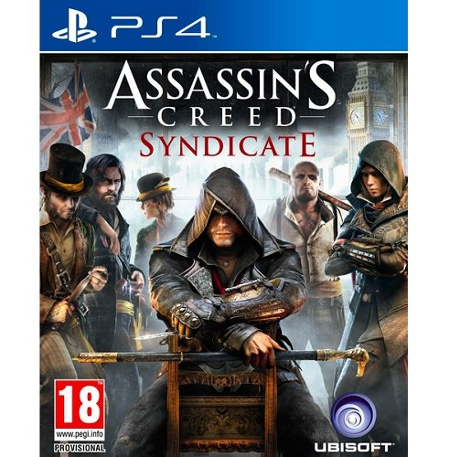 Ps4 Assassins Creed Syndicate Vivid Gold