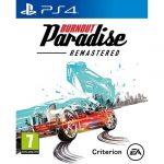 ps4 burnout paradise