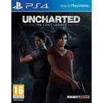 ps4 uncharted 4 a thief's end lost legacy