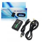 ps vita ac adapter with usb cable