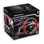 racing wheel thrust master 458 ferrari spider 2