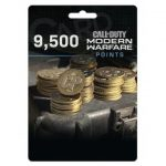 cod points 9500