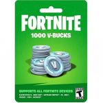 fortnite 1000 v bucks